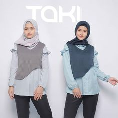 Welcoming our new arrival this march . TAKI TOP BLUE and TAKI TOP GREY . Which one is your fav? . Both of them maybe? Just hurry up check  www.eclemix.com before stock will be running out very soon. . Or you may reach our admin contact at:  line@ : @eclemix  WA : 081326004010 . happy sunday shopping ladies  . #eclemix #fashion #hijab  #beauty  #localbrand #bandung #top #ootd #new