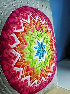 Live, Laugh, Love... Sew: Somerset Star Pillow