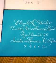 I want to learn calligraphy! It would be so fun to write cute like this :)