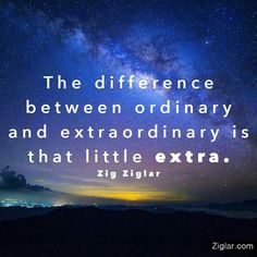 #extraordinary
