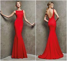 Vestido Longo Sereia Para Formatura 2016 Coloridos 11