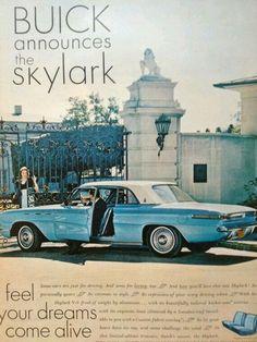 1961 Buick Skylark.