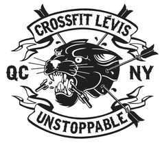 CROSSFIT LEVIS by Maxime Harrisson / repinned on Toby Designs, via Behance