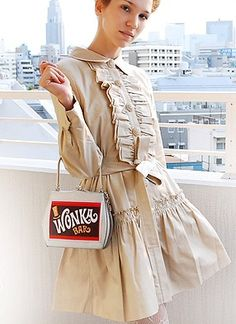 Helen Rochfort Wonka Bar Handbag