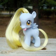 Custom My Little Pony Filly Derpy Hooves by Okiegurl1981 on Etsy, $35.00