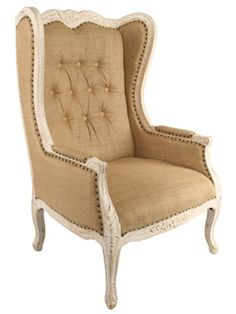 Two end chairs, back would be uphostered in a different fabric then front. I would not necessarily use this exact fabric