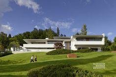 House in Reutlingen by Alexander Brenner Architekten