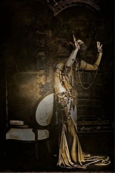 Rachel Brice (Danse du Ventre, Belly Dance, Tribal Fusion,  Dancing)