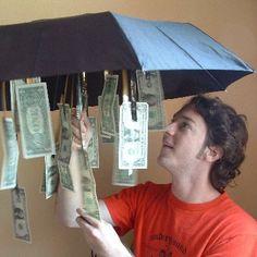 6 toffe manieren om cadeaubonnen of geld in te pakken