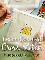 Learn Counted Cross Stitch