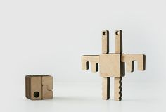 Mr CUbe - a great KS3 project idea.  Plywood designed figure/character that can be assembled in many combinations and packed away in to a neat cube.  Challange - for lower basic templates could be provided to just adapt shape/features.  higher create own..