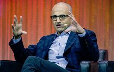 Microsoft's Safe Bet: Nadella Named CEO, Gates Appointed Tech Advisor—Details. | Repinned by @lelandsandler | Repinned by @lelandsandler
