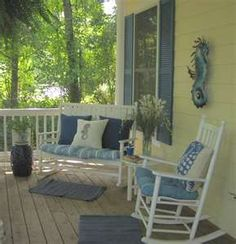 LOVE THIS PORCH!!!!