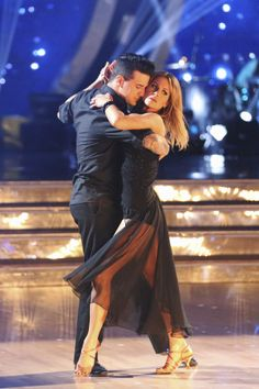 Mark Ballas & Candace Cameron Buree #DWTS