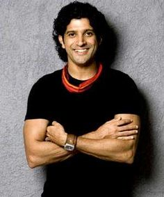 Farhan Akhtar : There is something about him .... a very mysterious attraction. In any case i would most definately call him the sexiest man alive, with a great husky voice and unbilevable and extra ordianary looks. His choice of films are also out of the box.