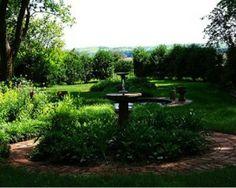 Manhattan, KS   Wine & Cheese in the Garden