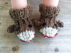 Hey, I found this really awesome Etsy listing at https://www.etsy.com/listing/159263132/knit-sock-monkey-socks