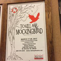#tokillamockingbird #kelseytheatre