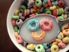 Fruit loop happiness
