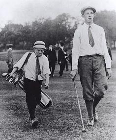 Francis Ouimet, Eddie Lowery, 1913 U.S. Open