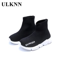 competitive price 9d37d 537d6 ULKNN Children Shoes Girls Boys Shoes Kids Sneakers Lightweight Mesh  Breathable Socks Shoes Sneaker For Baby School Shoe Hot INS
