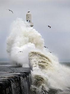 High Tide by Tony McGarva, via 500px