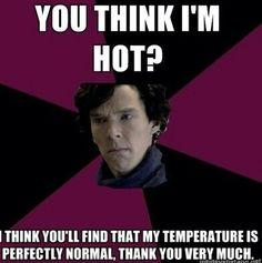 Socially Awkward Sherlock