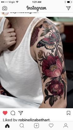 Body – Tattoo's – Gefällt Mal, 32 Kommentare – Sophia Baughan ( auf Instagra - Flower Tattoo Designs Body Tattoos aime 5786 fois 32 commentaires Sophia Baughan (Sophia Baughan) sur Instagra And Body Art Piercing Tattoo, 1 Tattoo, Body Art Tattoos, Piercings, Fall Tattoo, Moth Tattoo, Tatoos, Etching Tattoo, Pretty Tattoos