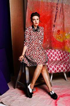 +Glam: Lena Dunham na Asos
