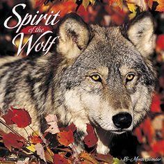 Spirit of the Wolf 2016 Wall Calendar Willow Creek $10.29 http://smile.amazon.com/dp/B00Y8GUD9U/ref=cm_sw_r_pi_dp_enemwb06CZXTM