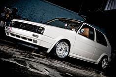 Più che una Golf è una vera opera d'arte, che rispecchia in pieno i canoni del German Style nella pulizia delle sue linee, con interni Porsche e un motore...