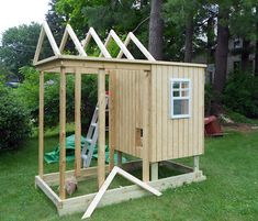 notes from the studio of artist Kristina Wentzell: 5 THINGS I LEARNED WHILE BUILDING A CHICKEN COOP