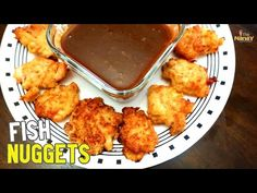 How to Make Fish Nuggets at Home - YouTube Fish Nuggets, How To Make Fish, Tilapia, Seafood Recipes, Healthy Recipes, Ethnic Recipes, Youtube, Healthy Eating Recipes, Ocean Perch Recipes