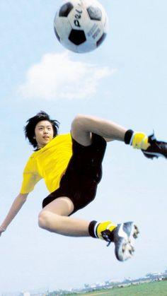 Young Sho-kun. Handsome...nice shot!!!