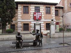 Miguel de Cervantes: Museo Casa Natal de Cervantes,Alcala de Henares Madrid, Spain, Ale, Miguel De Cervantes, 16th Century, Museums, Houses, Languages, Libros
