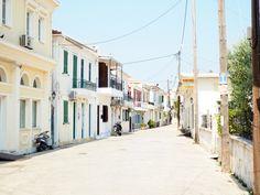Lefkas, Town, Greece