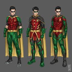 Teen Titans Series, Teen Titans Fanart, Teen Titans Go Robin, The Division Cosplay, Robin Suit, Tim Drake Batman, Batman Concept, Batman Redesign, Robin Costume