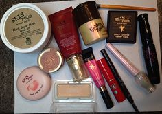 A review on some of the top Korean Cosmetic brands: Etude House, Skin Food and Missha.
