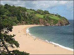blackpool sands devon -