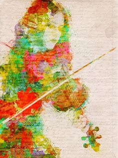 Beautiful digital watercolors! I love her work! Nikki Smith on Fine art america
