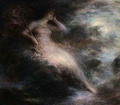 Henri Fantin-Latour~ Queen of the Nigh