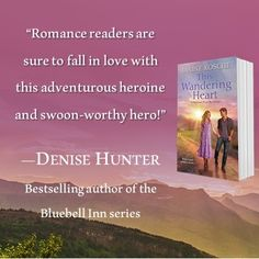 This Wandering Heart (Madison River Romance) Penguin Random House, Bestselling Author, Falling In Love, Romance, River, Adventure, Heart, Romance Film, Romances