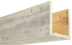 Our box beams provide all of the characteristics of a solid wood beam, at a fraction of the weight! Always made from real oak or cedar, 15 colors. Faux Ceiling Beams, Faux Wood Beams, Cedar Box, Wood Sample, Wood Siding, Custom Boxes, Wood Boxes, White Oak, Real Wood
