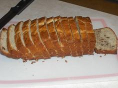Southern Living s Cream Cheese Banana Bread.. Picture doesn't do justice. for topping : sprinkle 1 cup coarse chopped pecans before baking. Cool then combine 1 c. Powdered sugar, 3 tbsp. orange juice and 1 GPS. Grated orange until blended. Drizzle evenly over warm bread.
