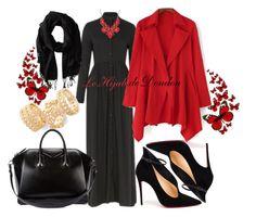Hijab Outfit http://lehijabdedoudou.wordpress.com