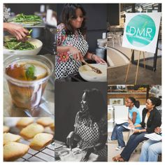 D.M.R. Fine Foods: Pop Up Cooking School {Photo Highlights}