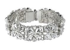 Grace Crystal Bracelet from Elizabeth Bower