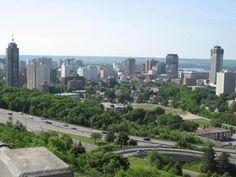 Hamilton, Ontario Photo taken by: Rick Cordeiro