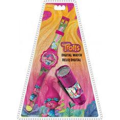 SET REGALO RELOJ DIGITAL + LINTERNA LED DE LOS TROLLS Los Trolls, Hair Upstyles, Star Wars Shop, Baby Alive, Funko Pop Vinyl, Digital Watch, Cool Toys, Hello Kitty, Diy Crafts