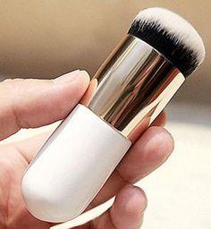 Pinceau à Fond de Teint Brosse de Maquillage Outil Cosmétique